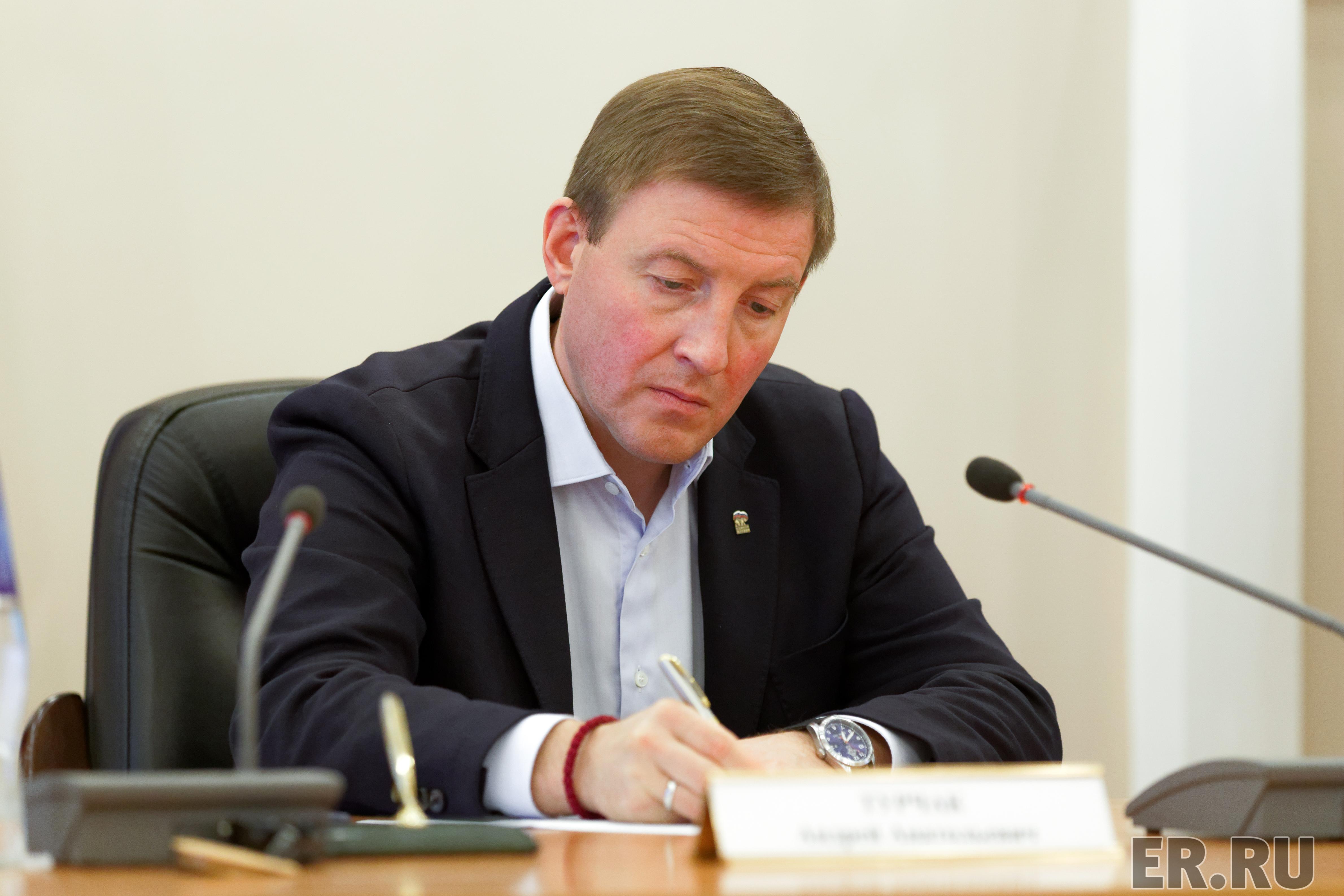 Рабочая поездка секретаря Генсовета партии Андрея Турчака в Алтайский край