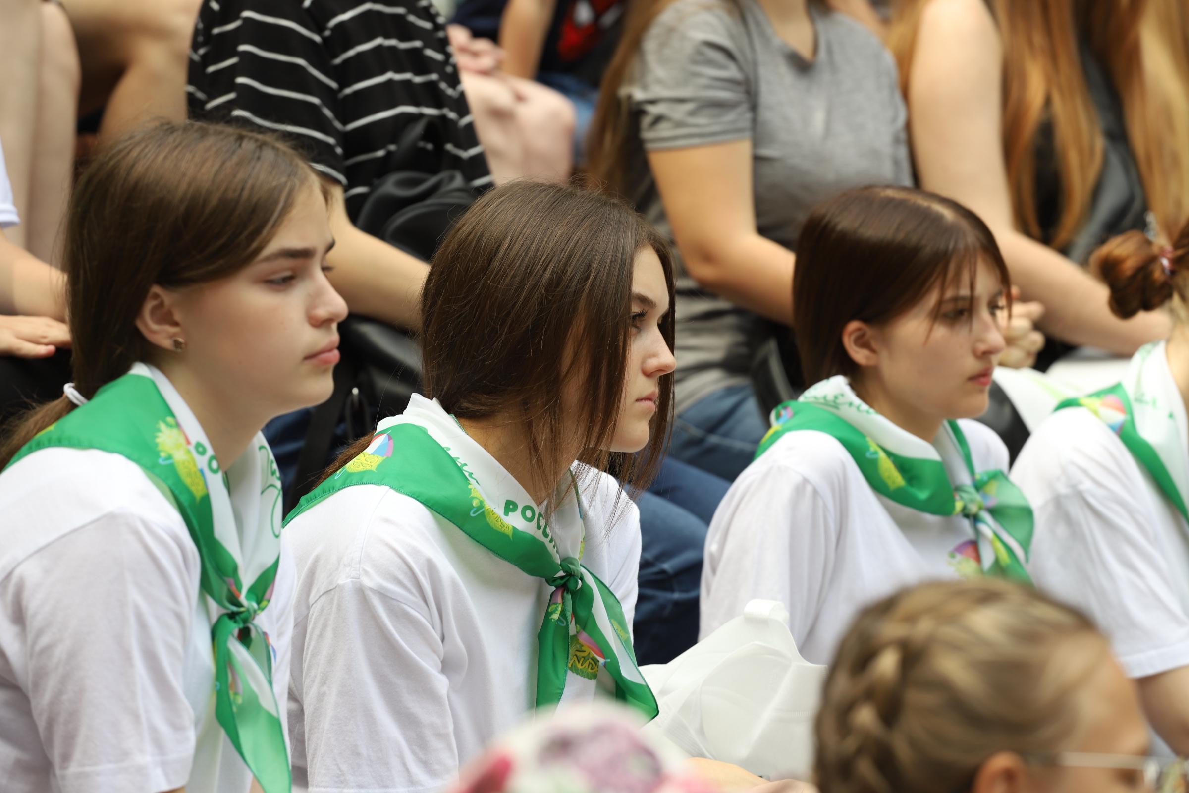 Всероссийский экомарафон «Дни зелёных действий» стартовал в Липецке