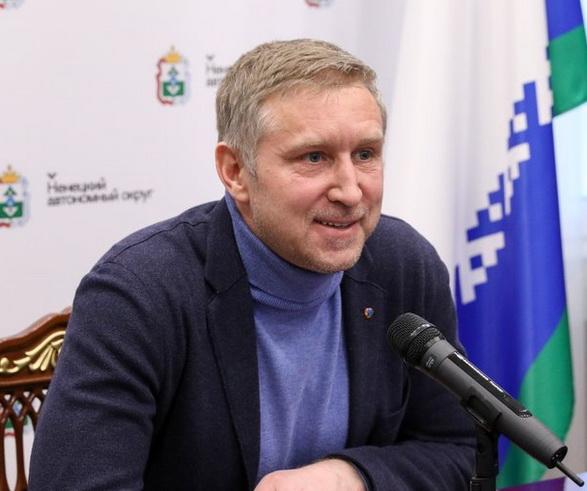 Губернатор НАО Юрий Бездудный единогласно был избран членом РПС и Президиума РПС НРО