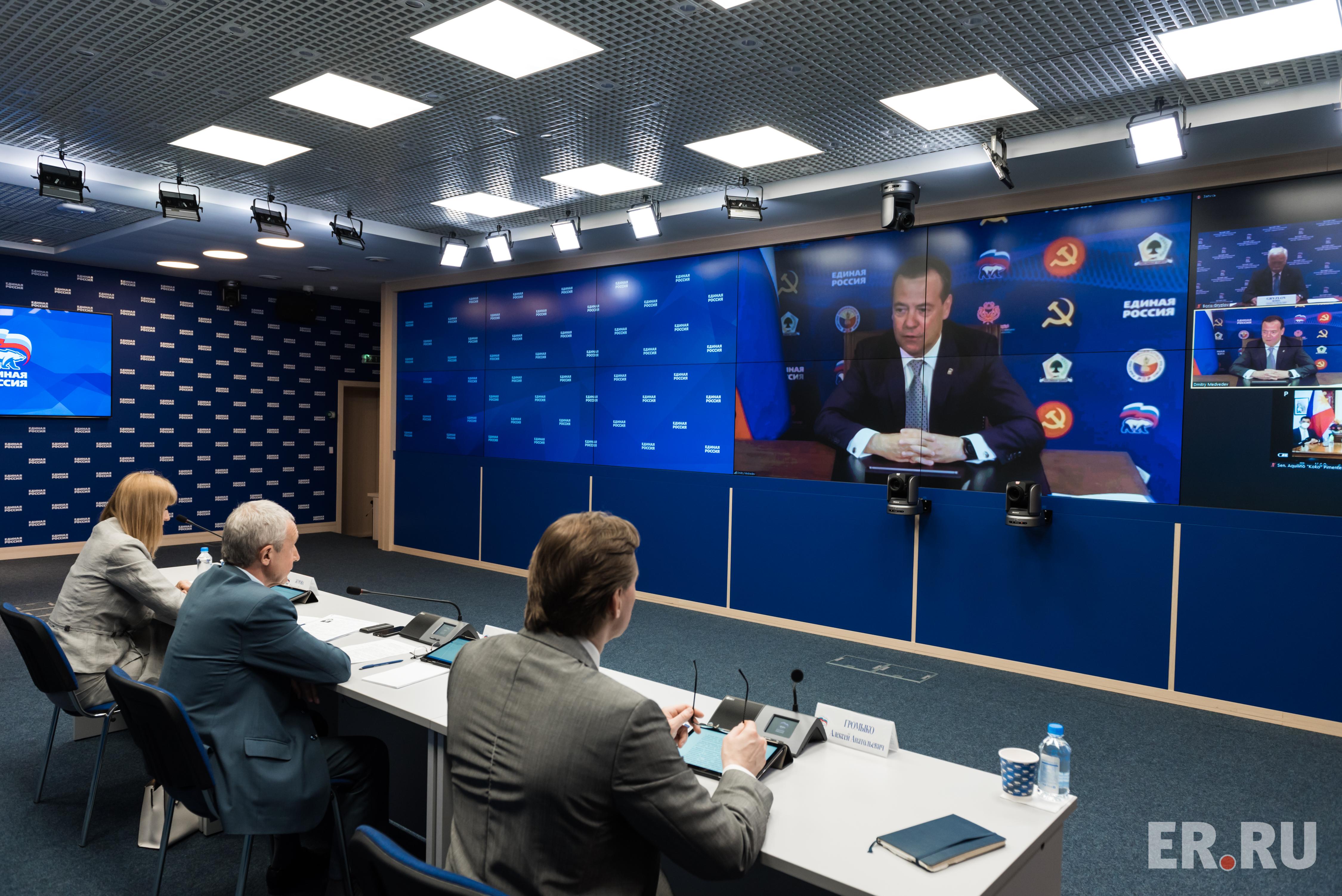Круглый стол «Роль ответственных политических сил России и стран АСЕАН в укреплении архитектуры безопасности и сотрудничества в Азиатско-Тихоокеанском регионе»