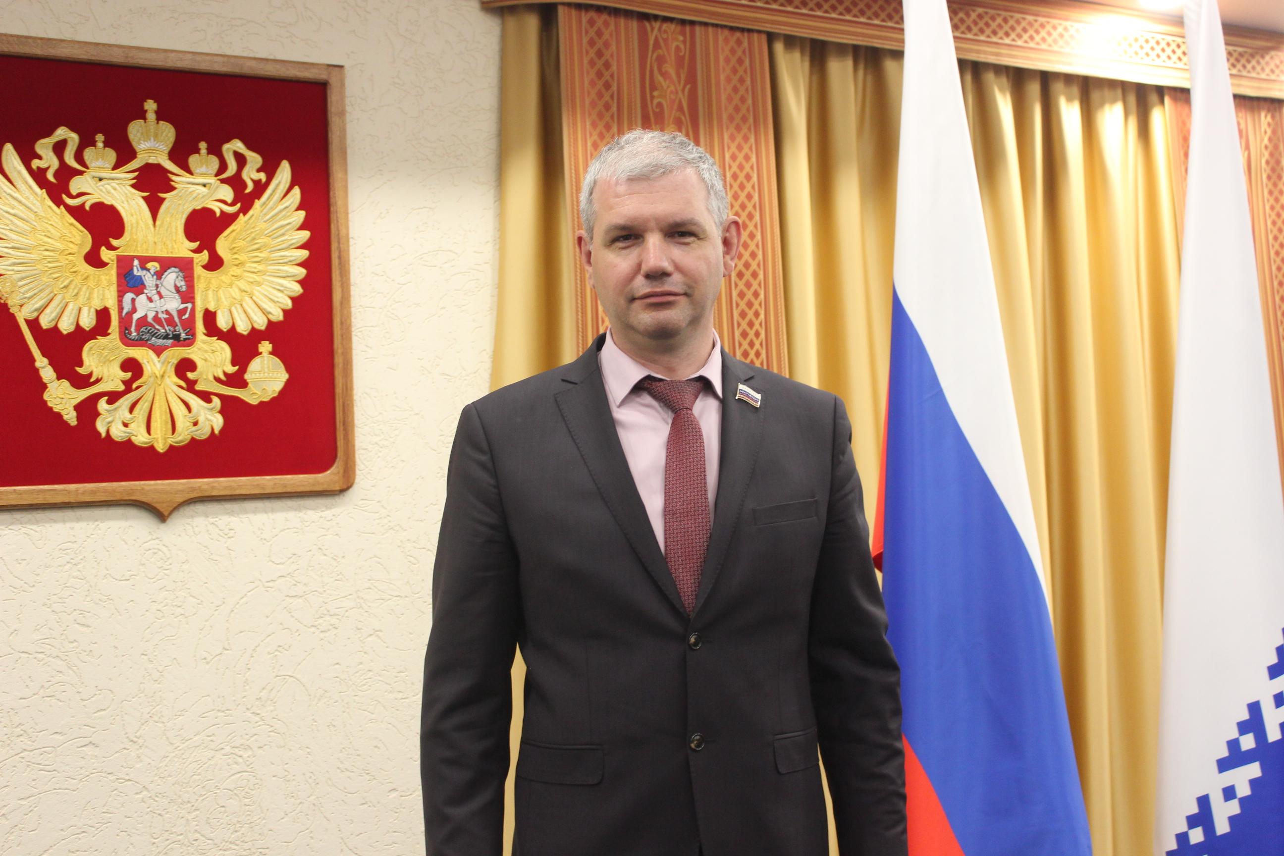 Делегатом на XX съезд партии избран Михаил Кисляков