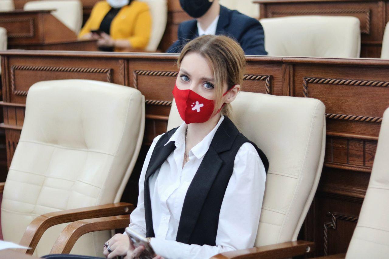 """Анна Ведлер, руководитель региональной  волонтерской организации """"Волонтеры-медики"""""""