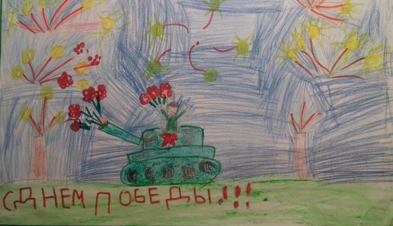 Виктория Коровкина, детский сад п. Искателей