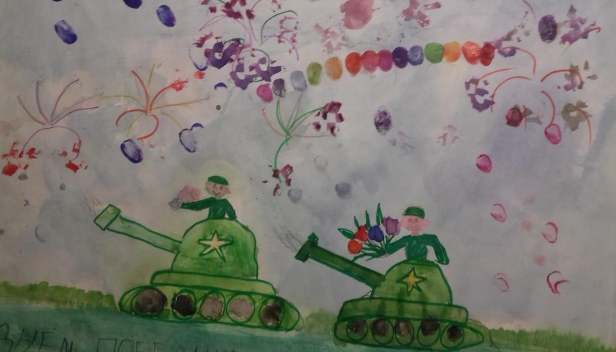 Есуман Мавлонова, детский сад п. Искателей