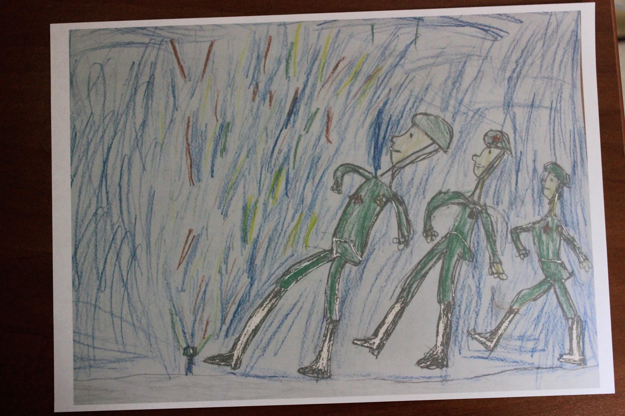 """Артем Кокорин, 6 лет, ЦРР - детский сад """"Умка"""", г. Нарьян-Мар"""