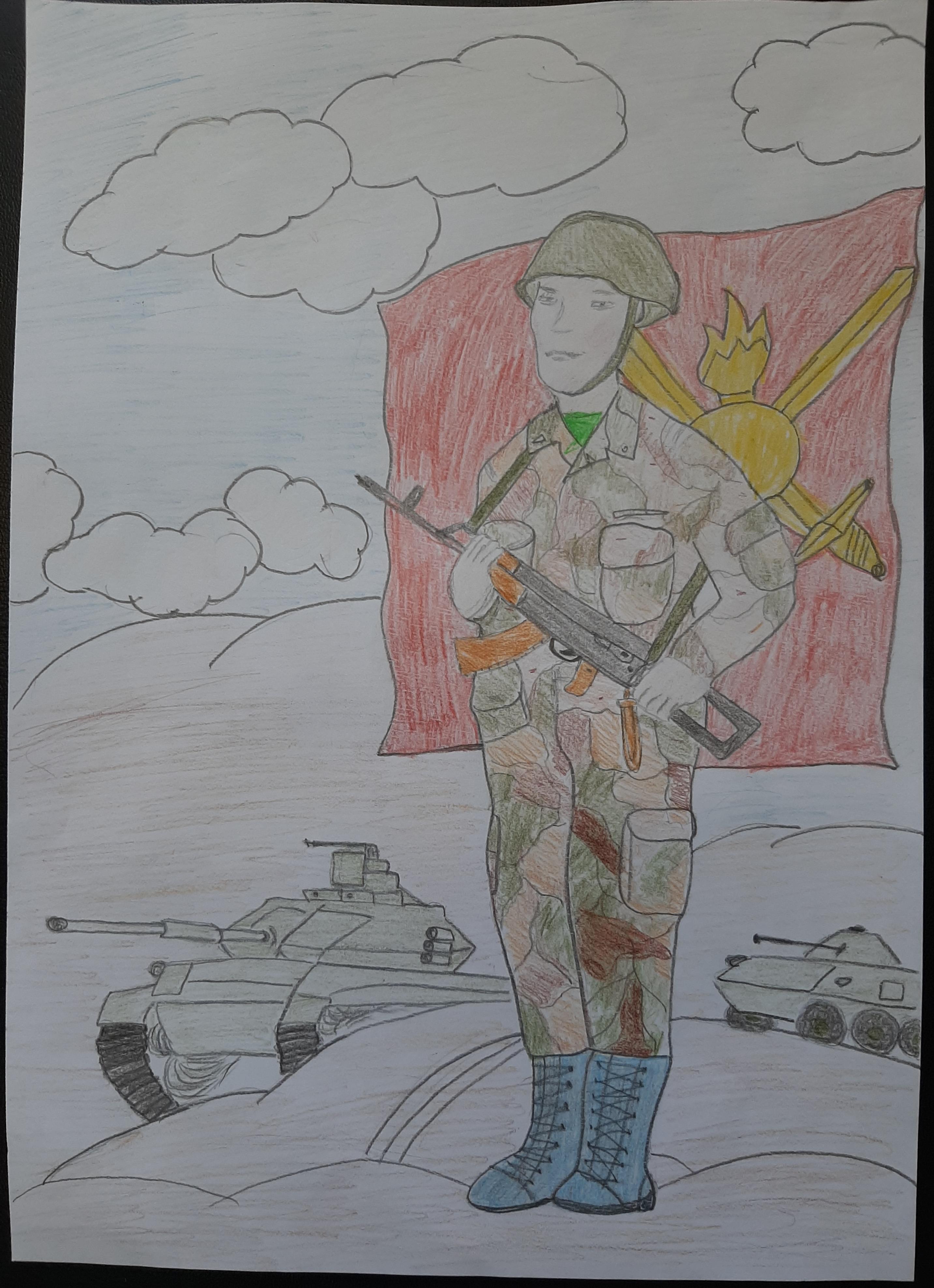 """Дмитрий Будилов, детский сад """"Семицветик"""", г. Нарьян-Мар"""