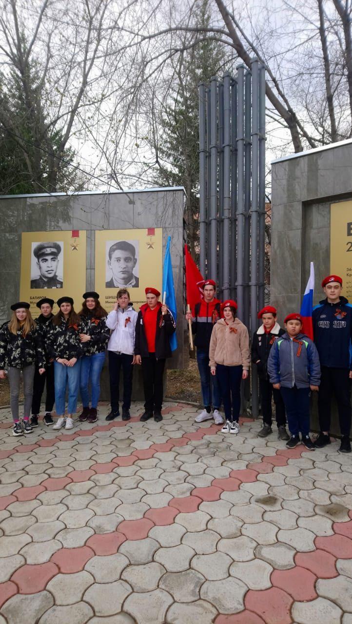 Митинг в поселке Кедровый