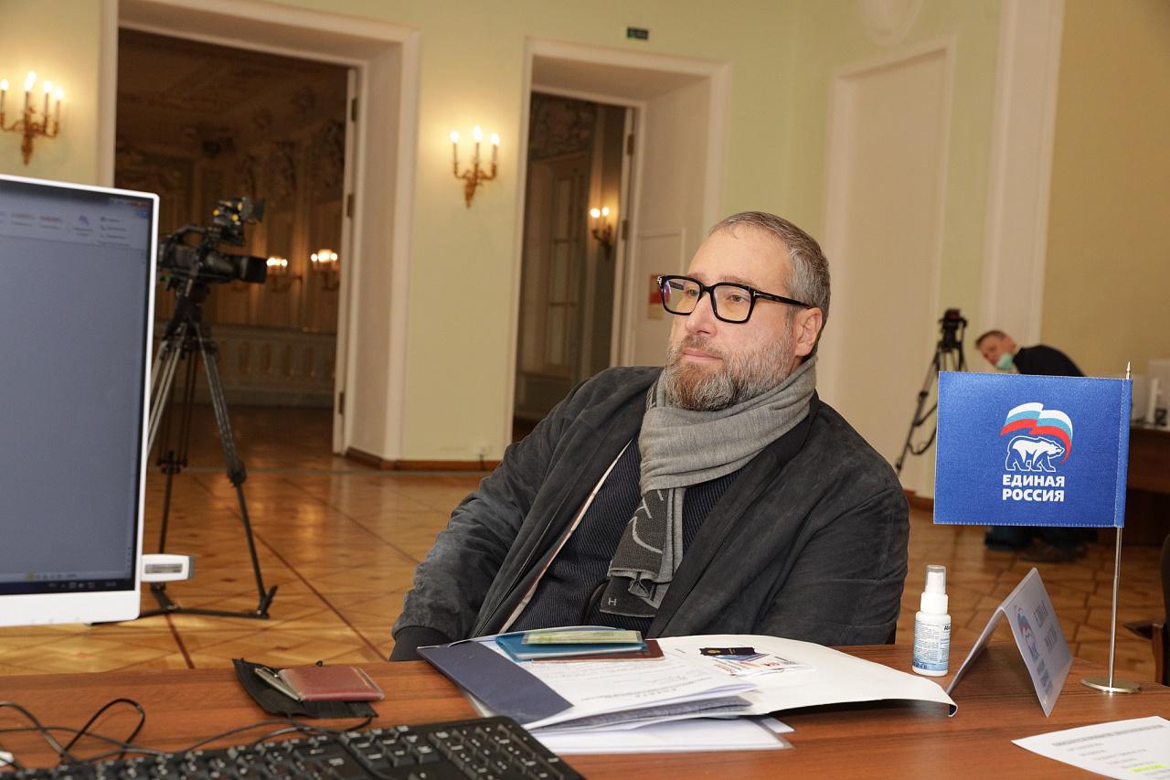 Антон Горелкин