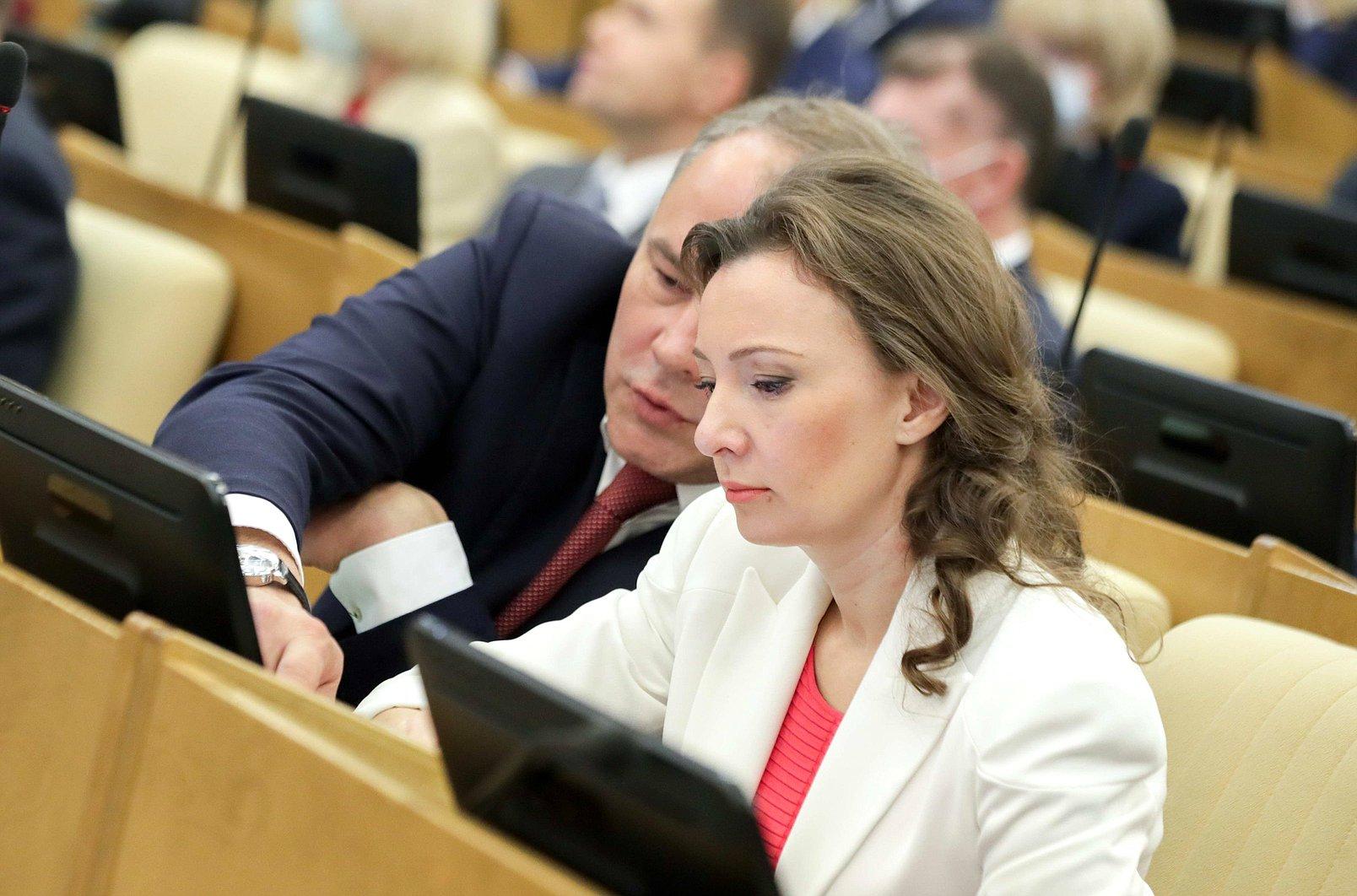 Первое пленарное заседание Госдумы VIII созыва. Фото: duma.gov.ru