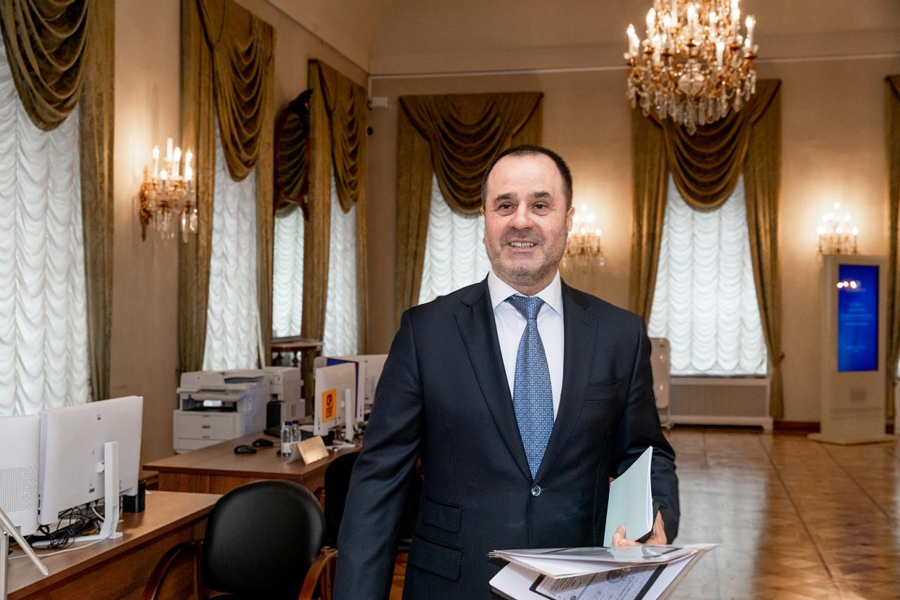 Ахмед Догаев