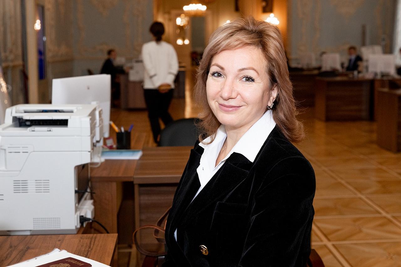 Лариса Тутова