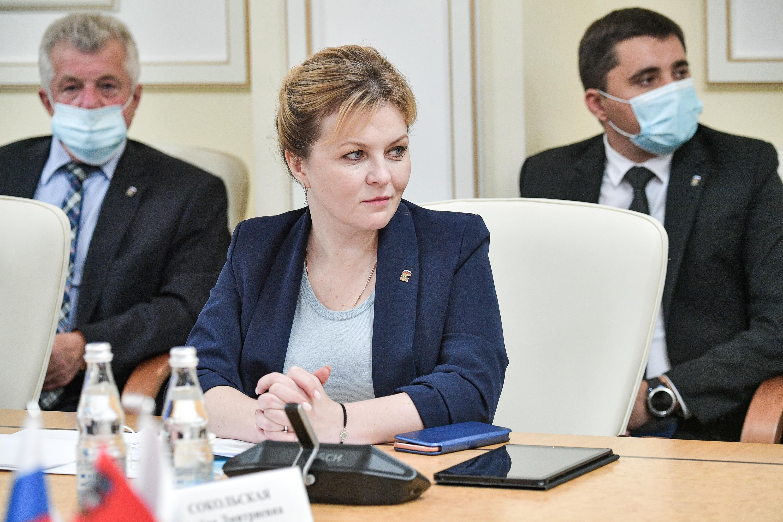 Фото: пресс-центр Мособлдумы