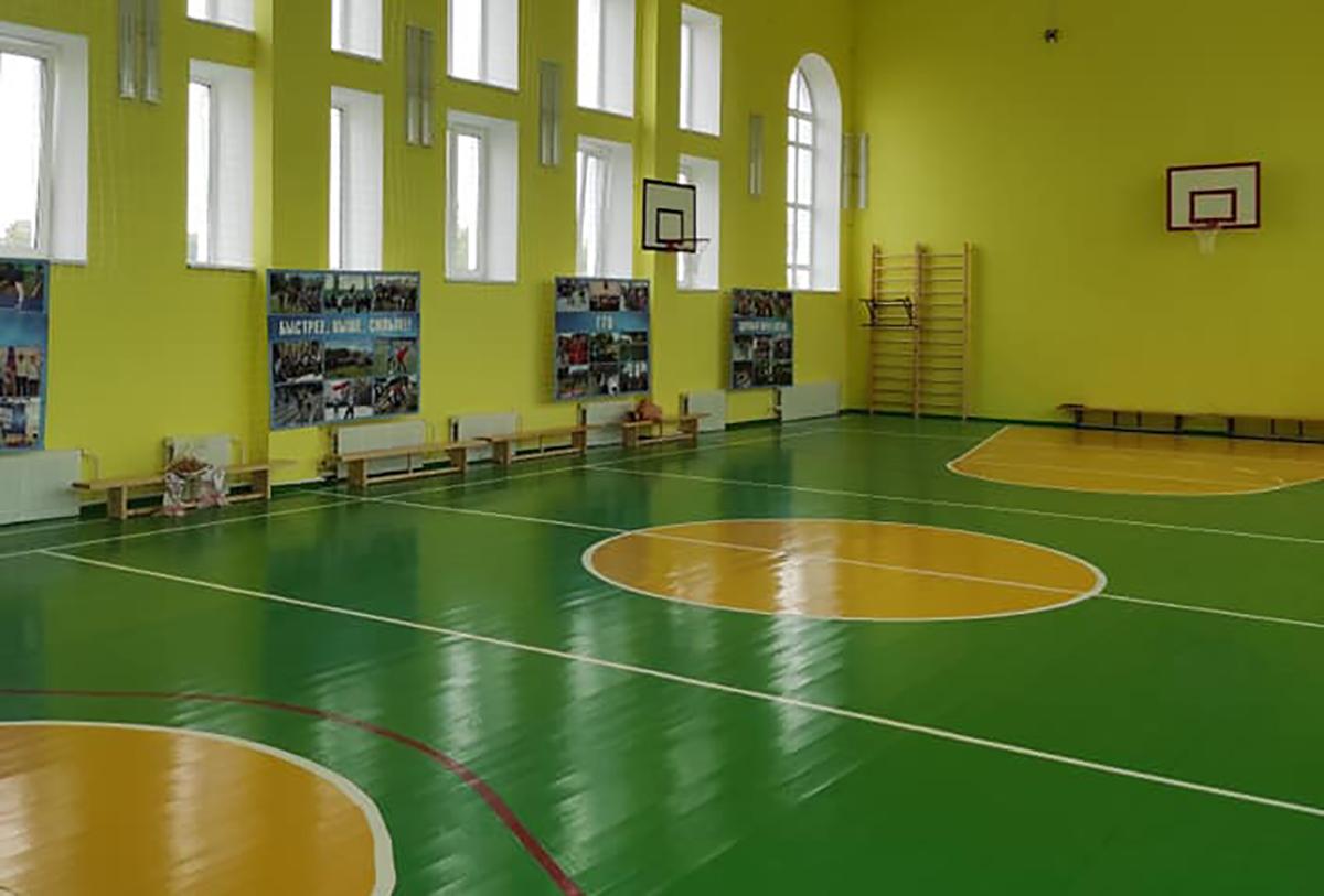 Школа села Глазок Мичуринского района