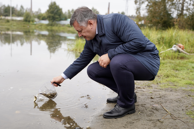 Экомарафон «Дни зеленых действий» в Иркутской области