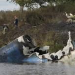 Летные эксперименты подтверждают вину одного из пилотов в крушении Як-42