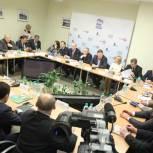 В «Единой России» может начаться формирование идеологических платформ
