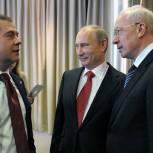 Азаров: Программа преобразований в «Единой России» - программа глубоких преобразований РФ