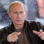 Президент РФ завершил посещение пострадавших от наводнения районов Кубани