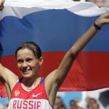 Две медали принесла России спортивная ходьба