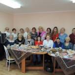 Песни о войне звучали в Усть-Вымском районе