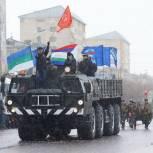 Единороссы Воркуты приняли участие праздничном шествии