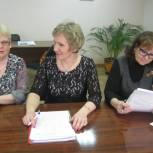 Советский район: Работа по реализации партийного проекта