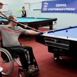 Спорт людей с безграничными возможностями
