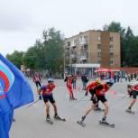 Дочь Василия Рочева стала чемпионкой Коми по лыжероллерам