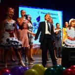 В Сосногорске поздравили жителей «золотого» возраста