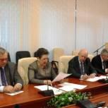 Заседание фракции «Единая Россия» в областном Законодательном Собрании