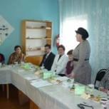 Празднование Дня матери в Лопатинском районе