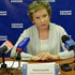 Первая пресс-конференция руководителя карельского отделения Партии