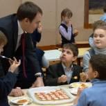 Депутаты проверяют качество школьного питания
