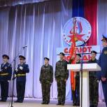 В Княжпогостском районе стартовала эстафета «Знамя Победы»