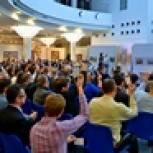 Единороссы Смоленска избрали нового секретаря городского отделения