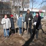 Идею совместной уборки дворов разделяет все больше рязанцев
