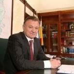 Глава региона поздравил рязанцев с Днем Весны и Труда