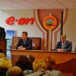 Единороссы проводят День Партии в Духовщинском районе