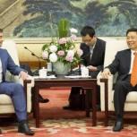 Делегация «Единой России» находится с визитом в Китае