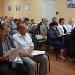 Пензенские единороссы обсудили будущее села
