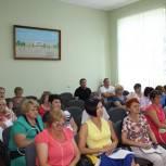 Владимир Разиньков: «Кандидаты от партии в Шаховском районе определены»