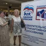 «Единая Россия» провела предварительное голосование в Одинцовском районе