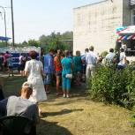 День малого села отметили в Дядьково