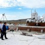Шолбан Кара-оол: Выдерживая сроки, нельзя упускать из виду качество работ