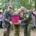 День памяти прошел в Краснинском районе