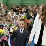 Смоленские единороссы посетили школьные линейки
