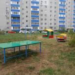 В рязанских дворах установлено около 200 детских площадок
