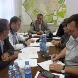 Советы территорий обсуждают вопросы благоустройства Рязани