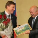 Виктор Иващенко: Избрание на пятый срок заставляет меня сделать все возможное и невозможное для исполнения наказов жителей муниципалитета