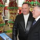 Союз садоводов России открыл экспозицию на «Золотой осени»